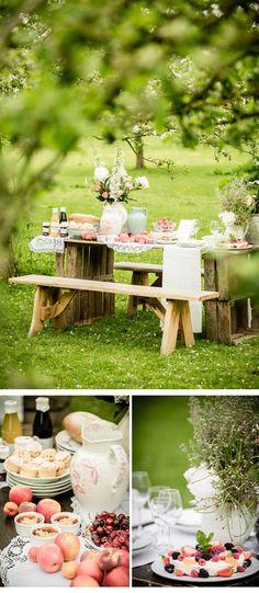 backyard wedding, Photo: Eppel Fotografie