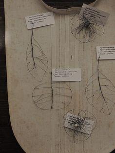 ひとつひとつに物語が。【結城琴乃】さんが作る、木と針金の繊細な世界