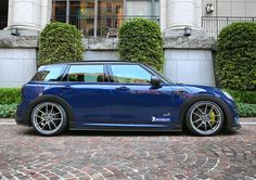 From Japan New DuelL AG product for F54 Clubman