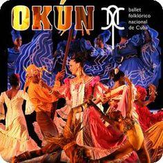 Okún. Ballet Folklórico Nacional de Cuba