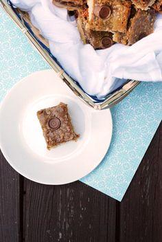 Rolo Dream Bars Recipe | My Baking Addiction