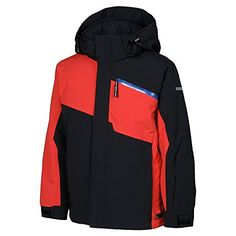 Karbon Exhaust Insulated Ski Jacket Boys >>> Details can be found by clicking on the image. (This is an affiliate link) #BoysOutdoorClothing