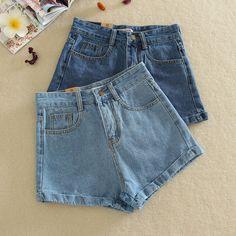 Free Shipping Fashion Lady Denim Shorts,Women's Jeans Shorts,Hot ...