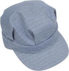 Cómo hacer una gorra de conductor de ferrocarril  6e749dbbea3