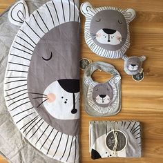 Let your snuggle up to the roaring Mr Lion 🦁 and listen to your little kitten purr 🐱 Buy Mister Fly online in Link in bio.Today's top selling baby gift has been these amazing play mats from Misterfly kids- such an amazing collection !Check out Baby Play, Baby Toys, Carpets For Kids, Baby Pillows, Playroom Decor, Nursery Themes, Pottery Barn Kids, Baby Sewing, Kids Room