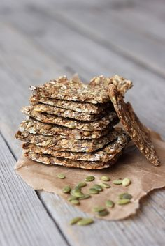 Pata porisee: Siemennäkkileipä Sin Gluten, Bread Recipes, Rolls, Food And Drink, Treats, Healthy, Desserts, Glutenfree, Postres