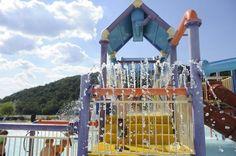 Sandcastle Water Park: Water works