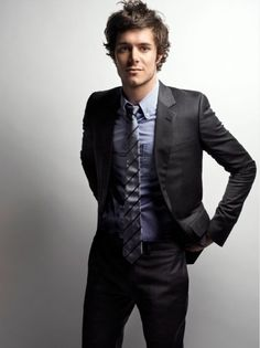 Adam Brody. Loved him since the OC:)