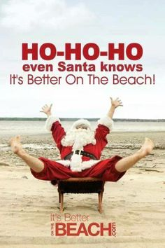 No matter what the weather is like...It's always better at the beach!!!