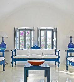 Beauty Of The Greek Interior Design