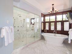 Master Bathroom - Montego Bay Villa Rental