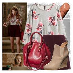 """Lydia Martin-Pherishable"" by elenadobrev90 ❤ liked on Polyvore featuring Case-Mate, Chanel, Jigsaw and Merona"