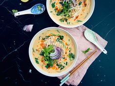 We love to serve this soup when we have friends over - everybody will love it