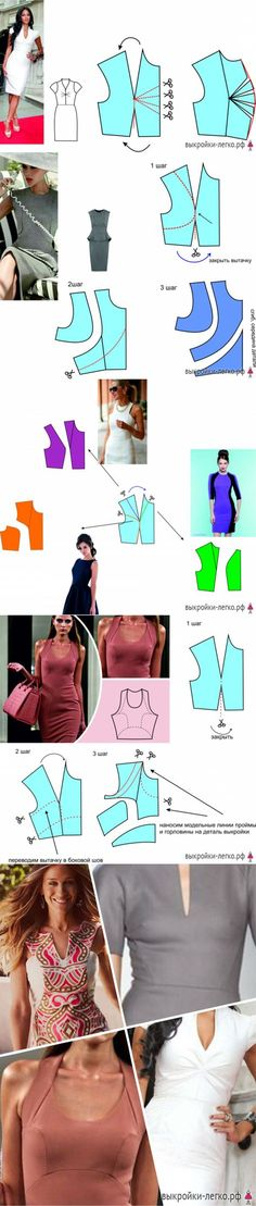innovative pattern cutting for graduates professionals by innovative pattern cutting at csm - PIPicStats Dress Tutorials, Sewing Tutorials, Sewing Clothes, Diy Clothes, Sewing Hacks, Sewing Crafts, Clothing Patterns, Sewing Patterns, Modelista