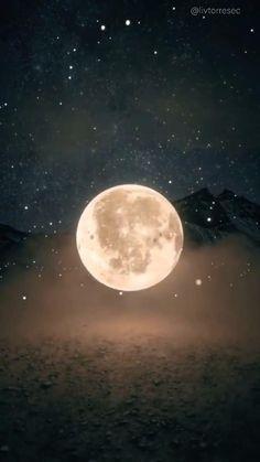 LIVE WALLPAPER | BEAUTIFUL MOON 🌕