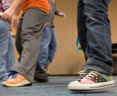 Put some math in your dance and learn about angles, degrees, symmetry and more math concepts.