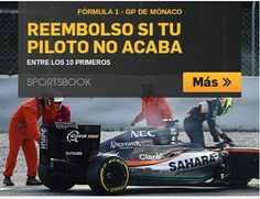 el forero jrvm y todos los bonos de deportes: betfair bono 25 euros GP Monaco F1 29 mayo 2016
