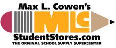 Max L. Cowen's Student Stores- #School #Supply #Store in #Oriskany #NewYork #NY