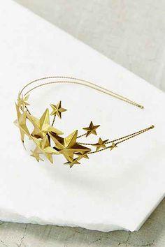 Starry Night Headband - Urban Outfitters
