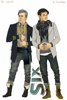 Hipster Mystrade! ~I wanna hate it, but it's so cuuuuuuuuuuuuute!!!~