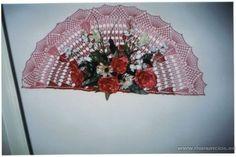 Hand Fan, Home Appliances, Soaps, Crocheting, Tejidos, House Appliances, Appliances
