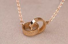 Love Skrewd Pendant Necklace · Blue Box Boutique Inc. · Online Store Powered by Storenvy