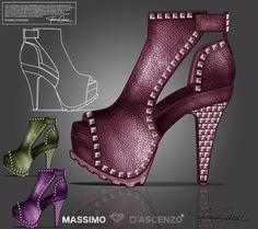 'MD' Massimo D'ascenzo Beautiful Luxury Designs. www.massimod.com  https://www.facebook.com/pages/Massimo-Dascenzo-Luxury-Jewellery-Handbags/485052561622939