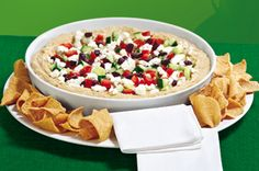 5-Layer Greek Dip recipe