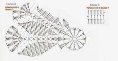 Crochet Vase, Easter Crochet, Knit Crochet, Crochet Doily Diagram, Crochet Doilies, Crochet Projects, Diy And Crafts, Creations, Knitting