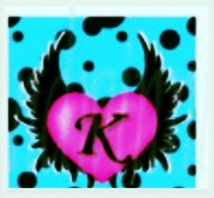 HEART WITH WINGS~K~