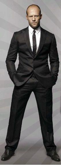 Джейсон Стэтхэм носит Classic Fit Two Button Wool (Костюм )