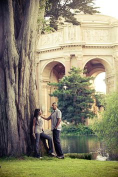 Rose and Dylan's San Francisco Engagement Session by Daniela DeGrassi