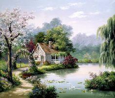 belles images nature et jardins - Page 2