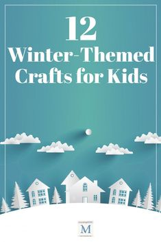 When the winter months roll around, you might find yourself looking for winter-themed crafts you can do with your kids. Not only are these crafts a fun family activity, but crafts can also be absolutely crucial in a child's development. Fun Activities For Kids, Family Activities, Preschool Activities, Christmas Activities, Diy Arts And Crafts, Crafts For Kids, Winter Theme, Business For Kids, Winter Months
