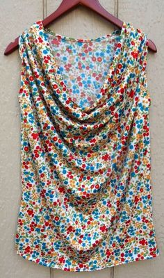 Summer Tank Tops Tutorials | http://fabricshopperonline.com/summer-tank-tops-tutorials/
