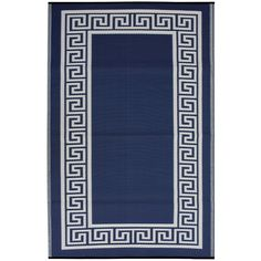 I pinned this Athens Rug from the Greek Key event at Joss and Main!
