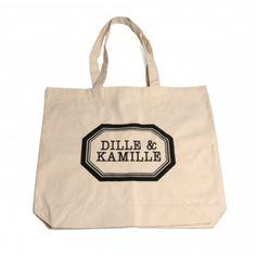 een nieuwe Dille & Kamille-tas (zowel groot als klein)