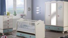 Bellona mobilya tarafından tasarlanmış canınızdan kıymetli bebeklerinizin sağlıklı ve güvenli bir şekilde büyümeleri içinBellona Mobilya Marta Bebek Odasında aradığınız bütün özelliklerin dışında hayal güçlerini geliştirecek renk ve dekorda mevcuttur. Bellona Mobilya Marta Bebek Odasında beyaz renkte kasaya çizgili su yeşili renkte klapalar ve onun üstüne bordo kulplar mevcut. Çoğu bebek odasında olduğu gibi Bellona bebek odalarında da 2018 yılında ürün içeriği olarak 2 çekmecesi , biri…
