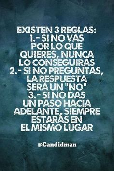 Autoayuda y Superacion Personal Motivacional Quotes, Words Quotes, Wise Words, Sayings, Frases Emo, Coaching, More Than Words, Spanish Quotes, Sentences