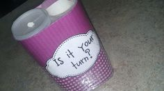 Great way to manage name sticks in your classroom!  Never mix up sides again! So easy and quick to make, too!
