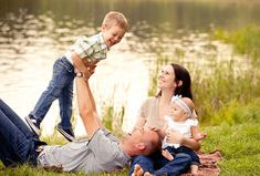 семейная фотосессия идеи семейный портрет25