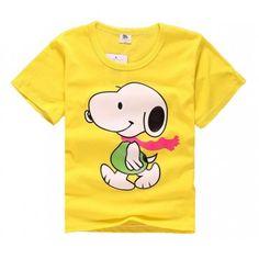 Camiseta Snoopy Meninas