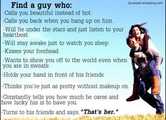 Find a Guy Who:
