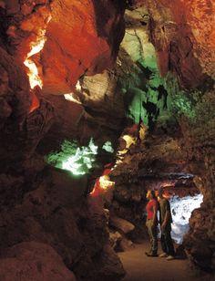 Longhorn Cavern ~ Earl Nottingham, Texas Parks and Wildlife Department