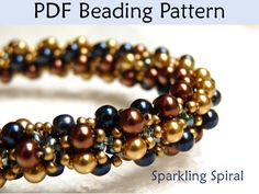 Jewerly Patterns, Beading Tutorial