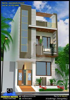 House Balcony Design, House Outer Design, House Main Gates Design, 3 Storey House Design, House Outside Design, Bungalow House Design, House Front Design, Small House Design, Small House Exteriors