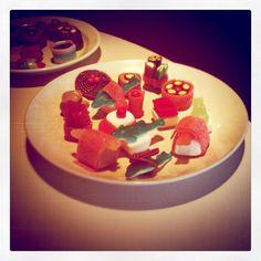 candy sushi #diy
