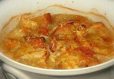 La recette traditionnelle : la soupe au fromage