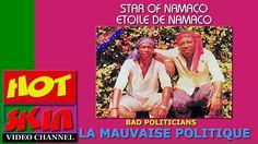 AFRICAN MUSIC - LA MAUVAISE POLITIQUE -  ESSAKA & FRANKIE - STAR OF NAMA...