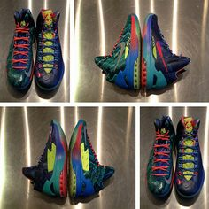 newest 906d3 3f63b Here is a new image of the official 2013 Nike KD V
